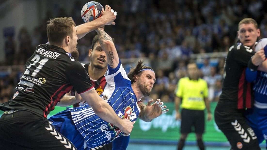 Férfi kézilabda BL - A negyeddöntőben búcsúzott a Szeged
