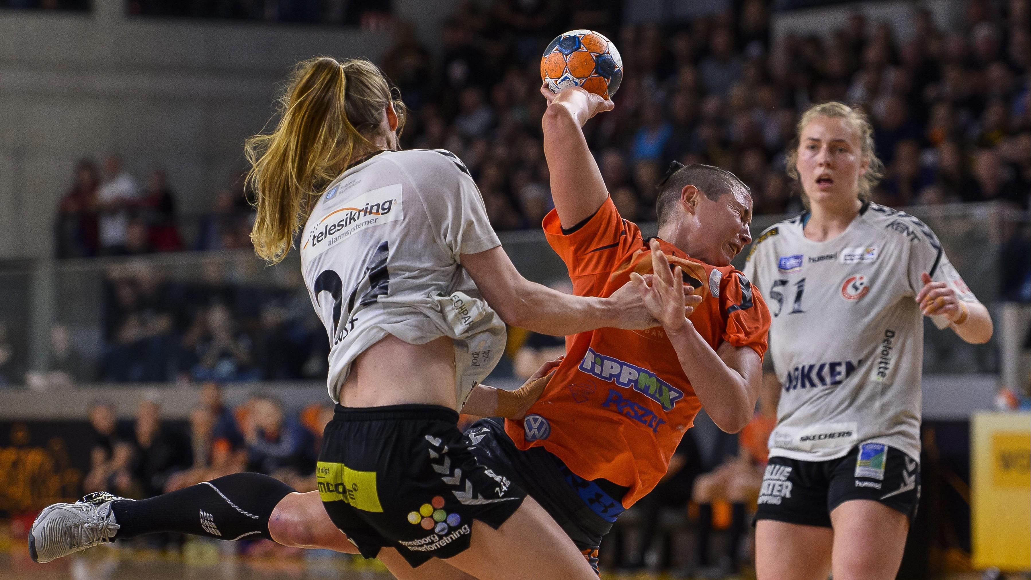 Női kézilabda EHF Kupa - Kupagyőztes a Siófok