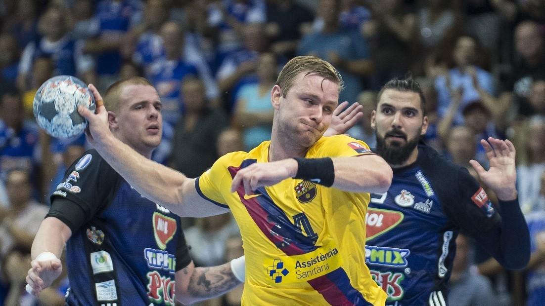 A Szeged a Barcelona legyőzésével kezdte a szezont