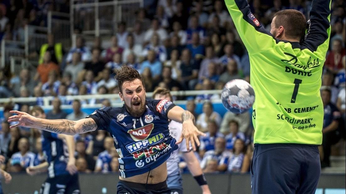 Hazai pályán döntetlent játszott a Szeged a kézilabda BL-ben