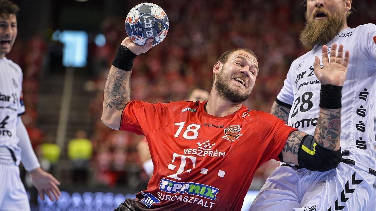 Második hazai mérkőzésén simán kapott ki a Veszprém a BL-ben