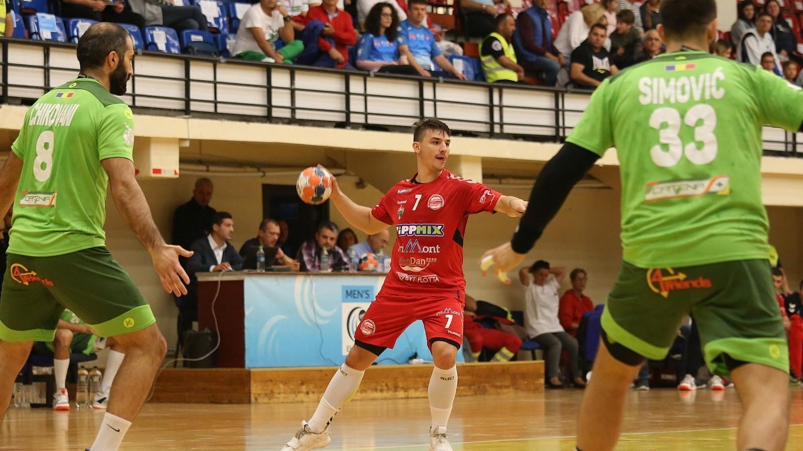 Idegenben szerzett előnyt a Csurgó az EHF Kupában
