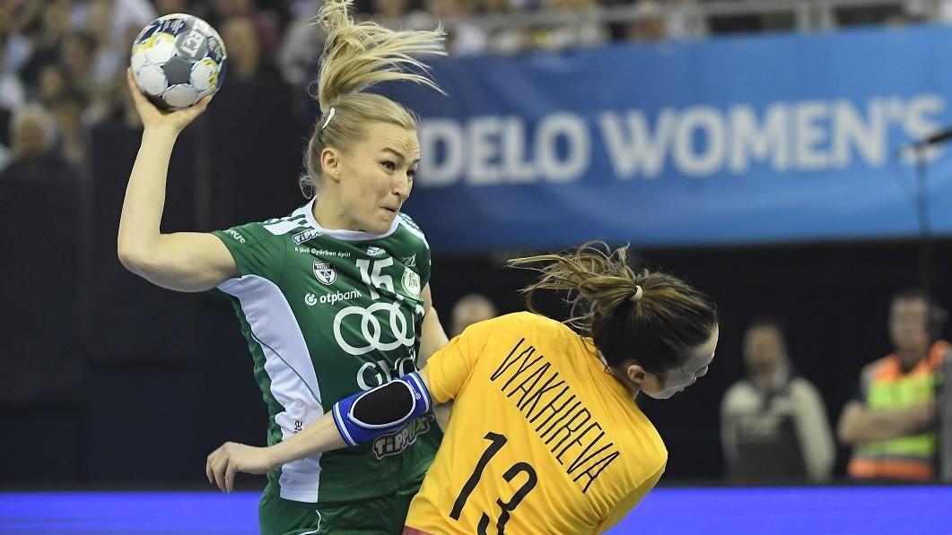 Női kézilabda BL - Veretlenül kupagyőztes a Győr