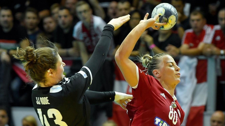 A DVSC idegenben is győzött és továbbjutott az EHF Kupában