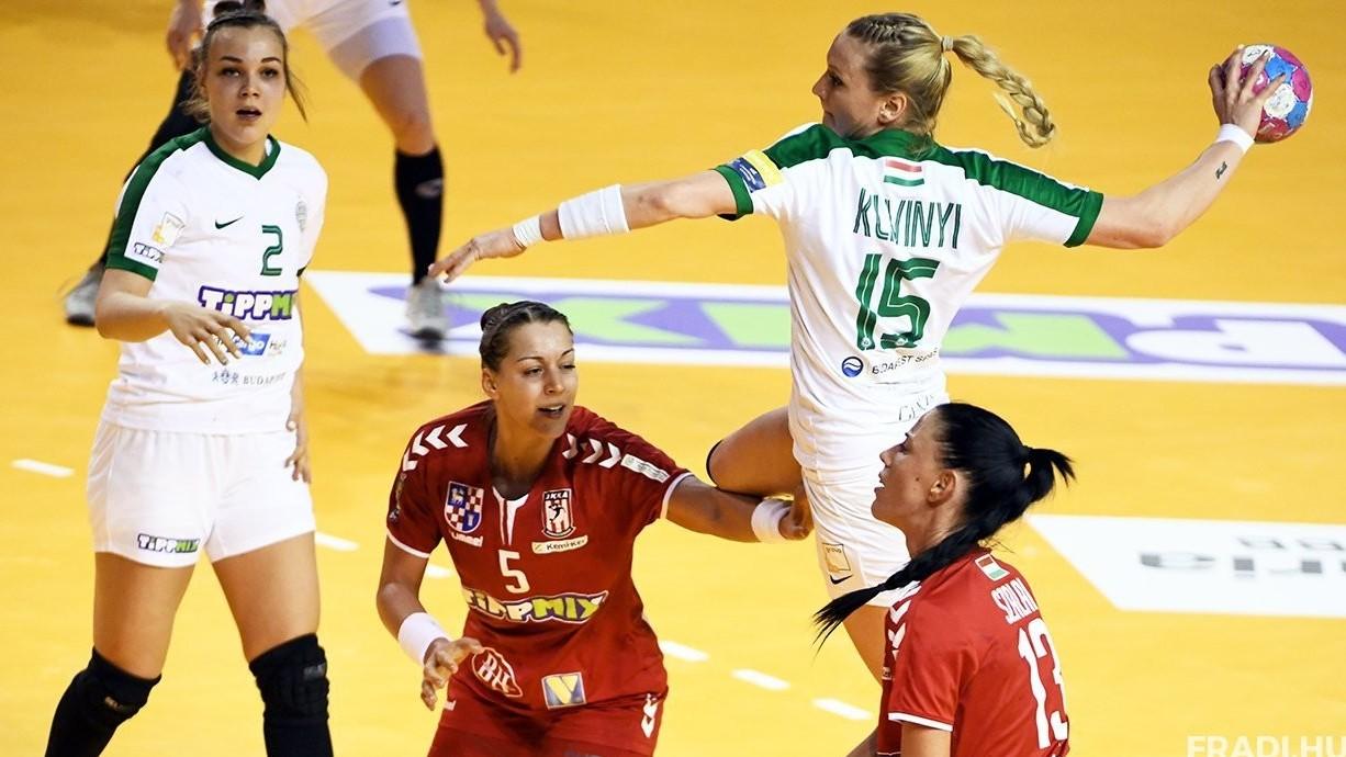 Női kézilabda MK - Győr-Ferencváros döntő lesz