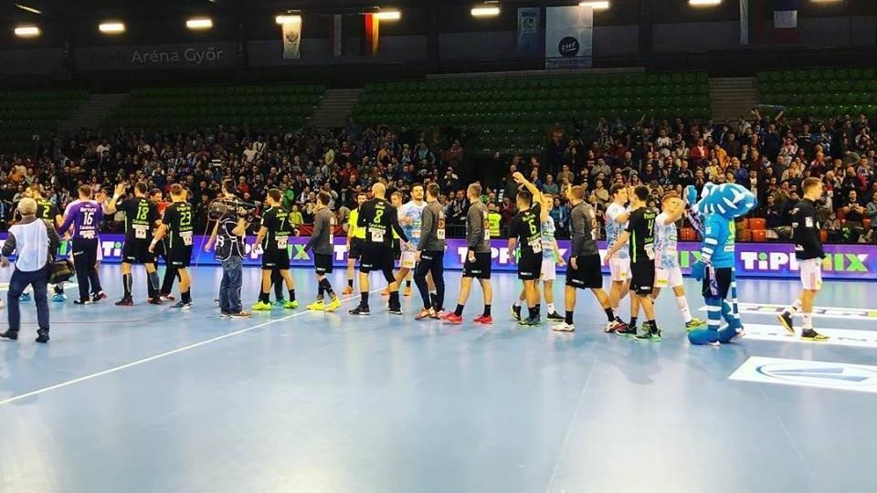 Kézilabdás kupavasárnap Tatabánya bravúrral, Veszprém győzelemmel