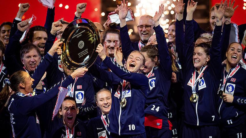 Norvégia nyerte a Női kézilabda Eb-t