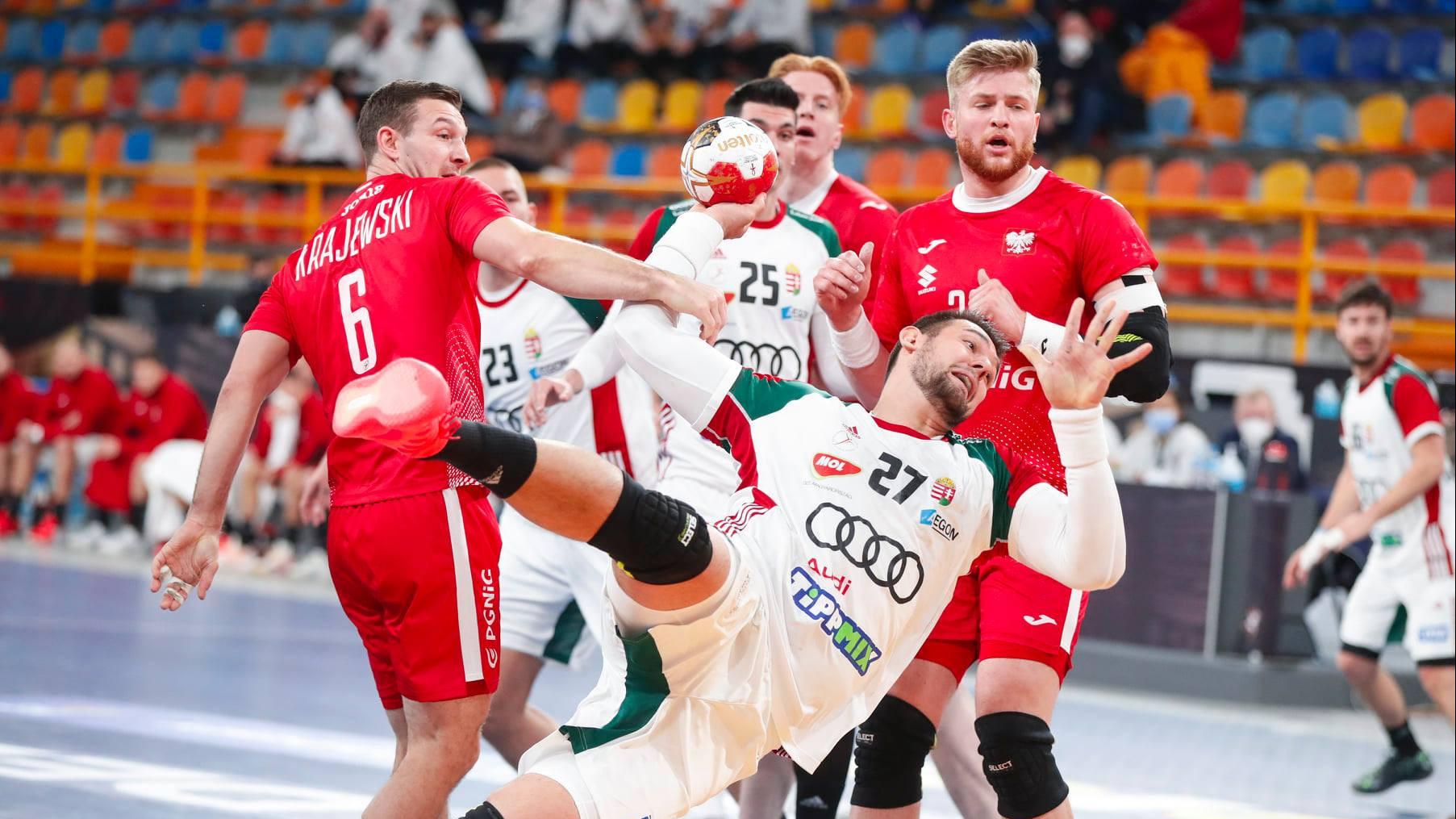 Negyeddöntős a magyar válogatott a vb-n!