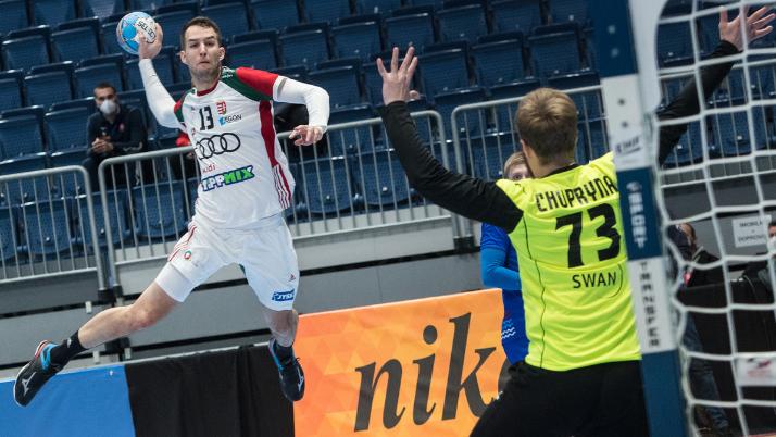 Férfi kézilabda Eurokupa - Tizenöt gólos magyar siker Pozsonyban