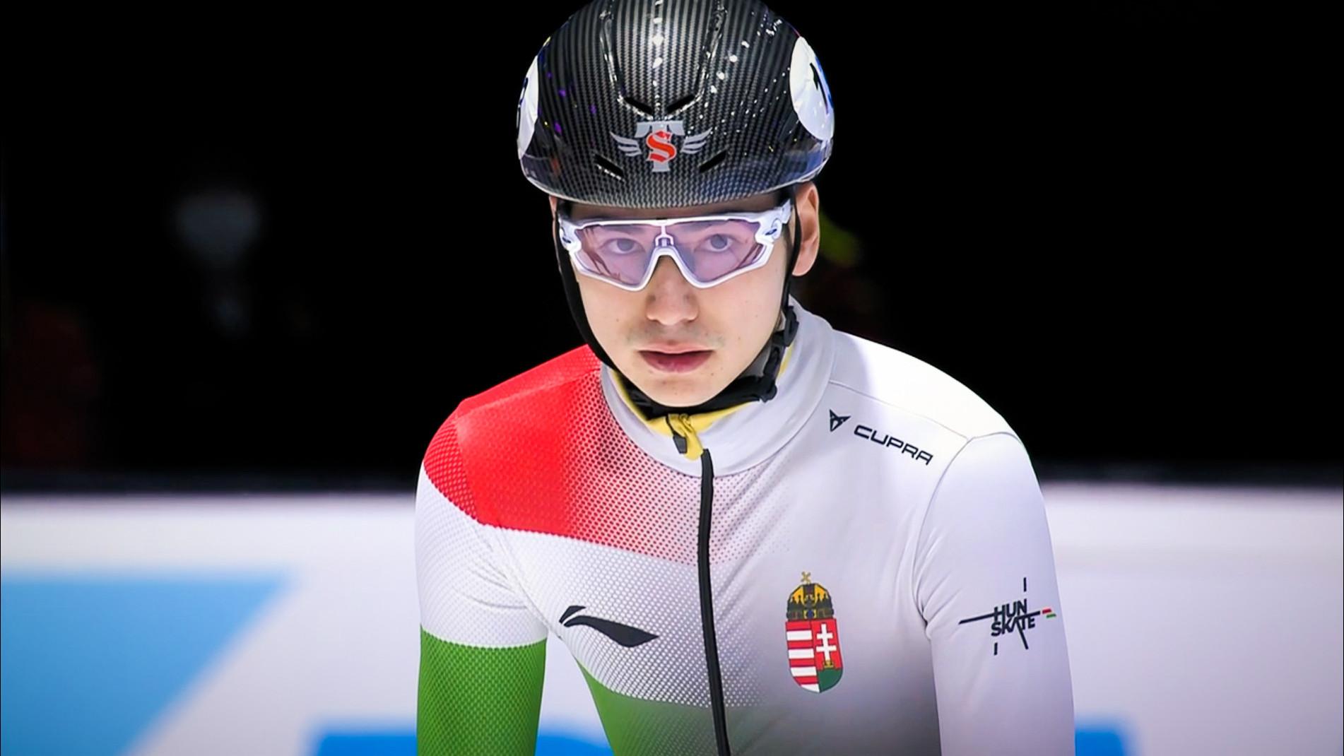 Liu Shaoang összetett világbajnok!