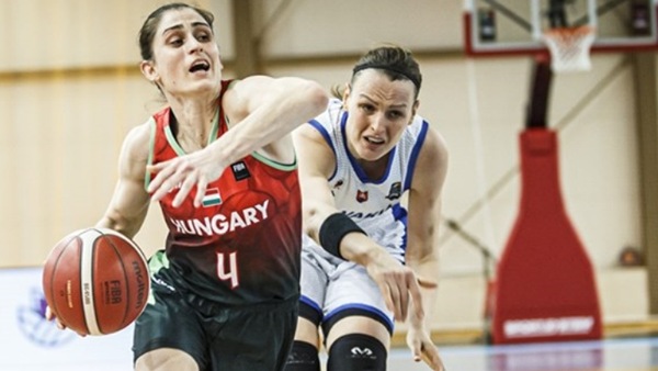 Még él az Eb-remény a női kosárlabda-válogatott Szlovákia elleni győzelme után