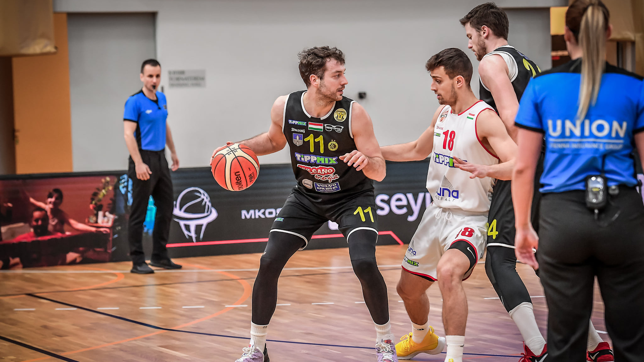 Elődöntők a férfi kosárlabda Magyar Kupában