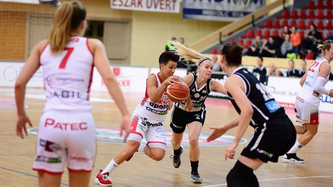 Négy között a Szekszárd és a DVTK a női kosárlabda NB I-ben