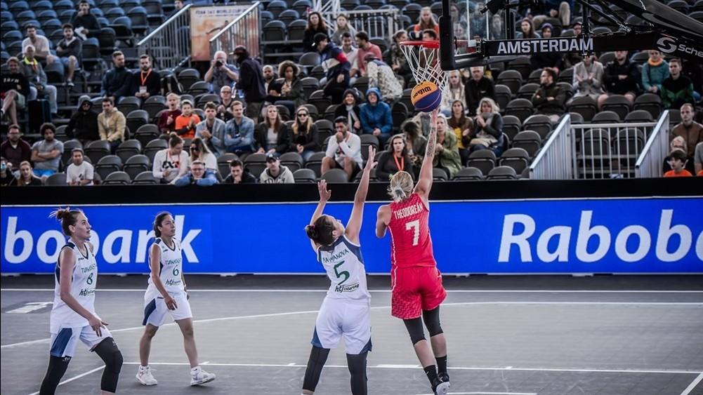 Tokió 2020 - Júniusban Budapesten játszanak az utolsó 3x3-as kosárlabda kvótákért