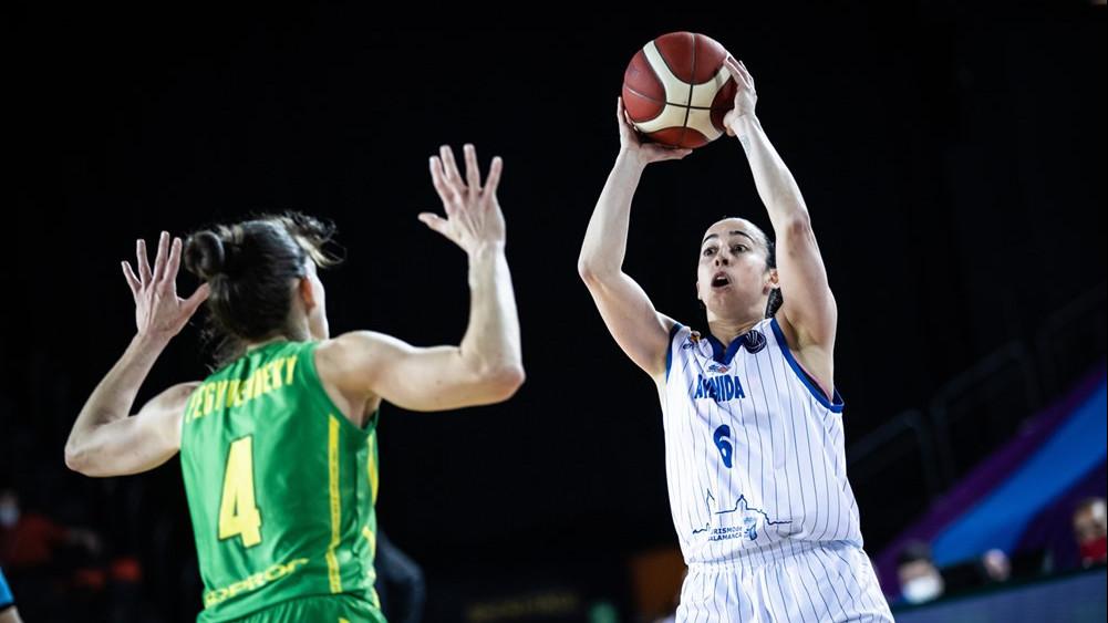Kikapott a Sopron az Euroliga elődöntőjében