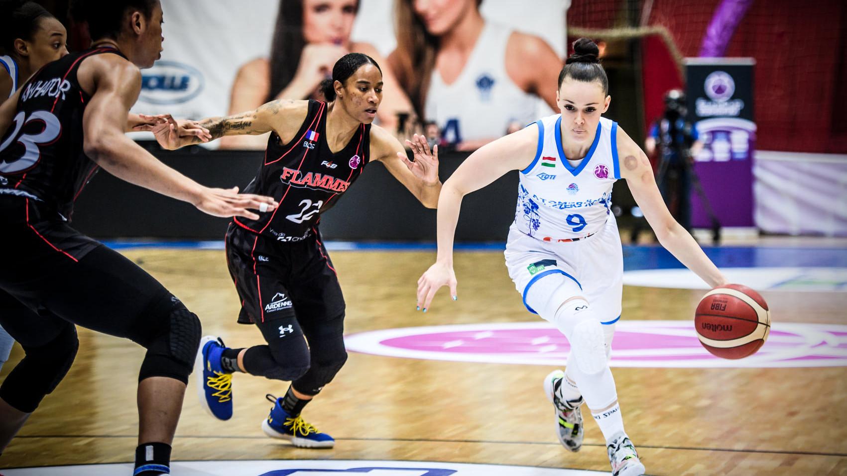 Szekszárdi bronzérem a női kosárlabda Euro Kupában