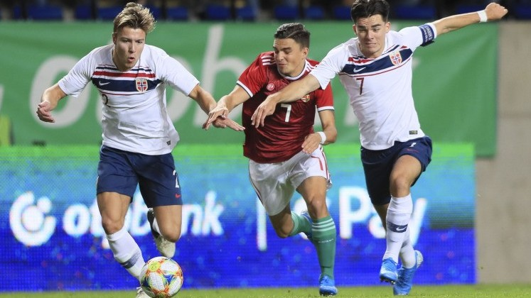U21-es vereség Norvégia ellen Felcsúton