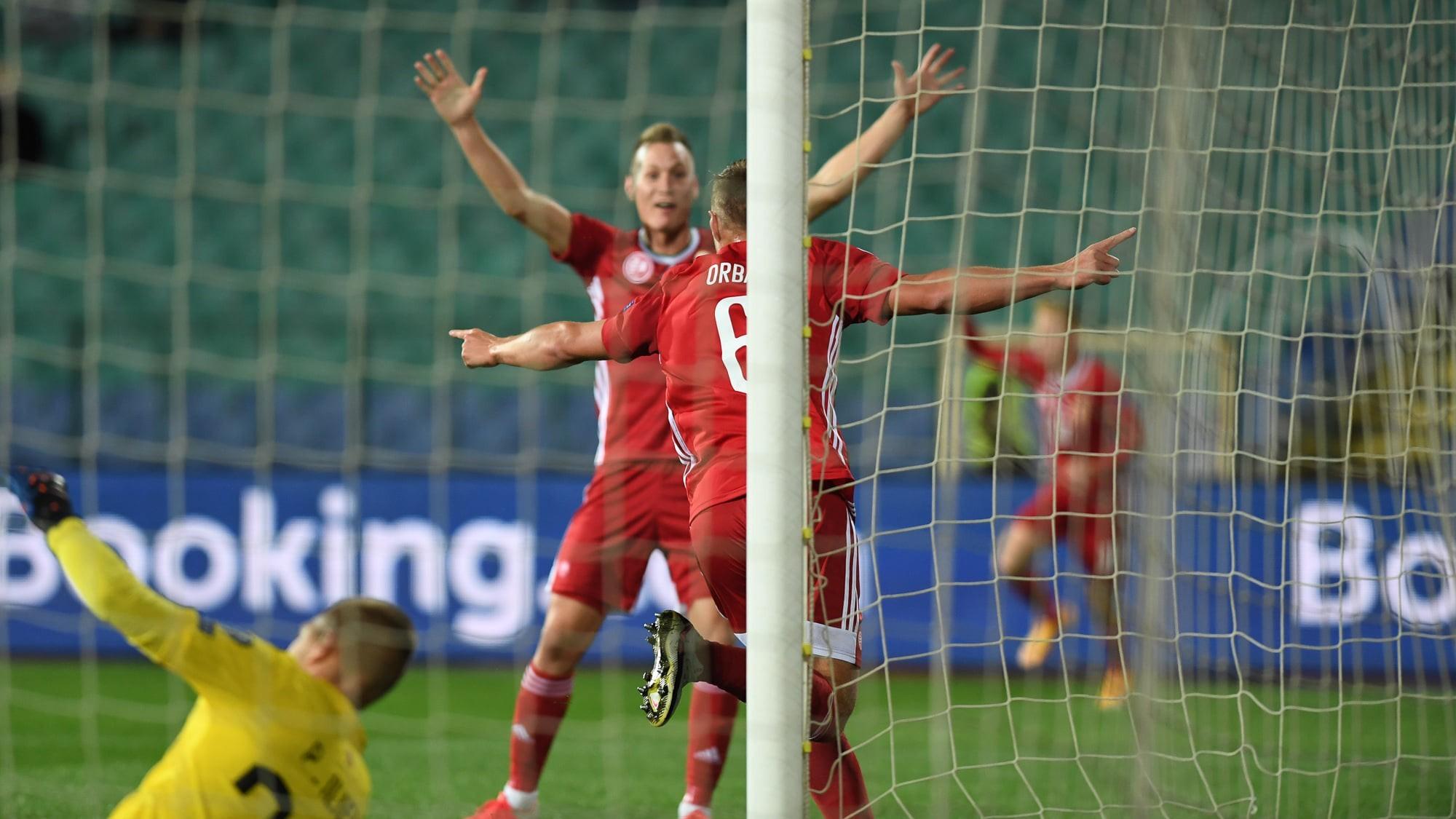 Győzelem Bulgáriában