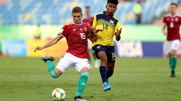 Nem jutott tovább az U17-es válogatott a világbajnokságon