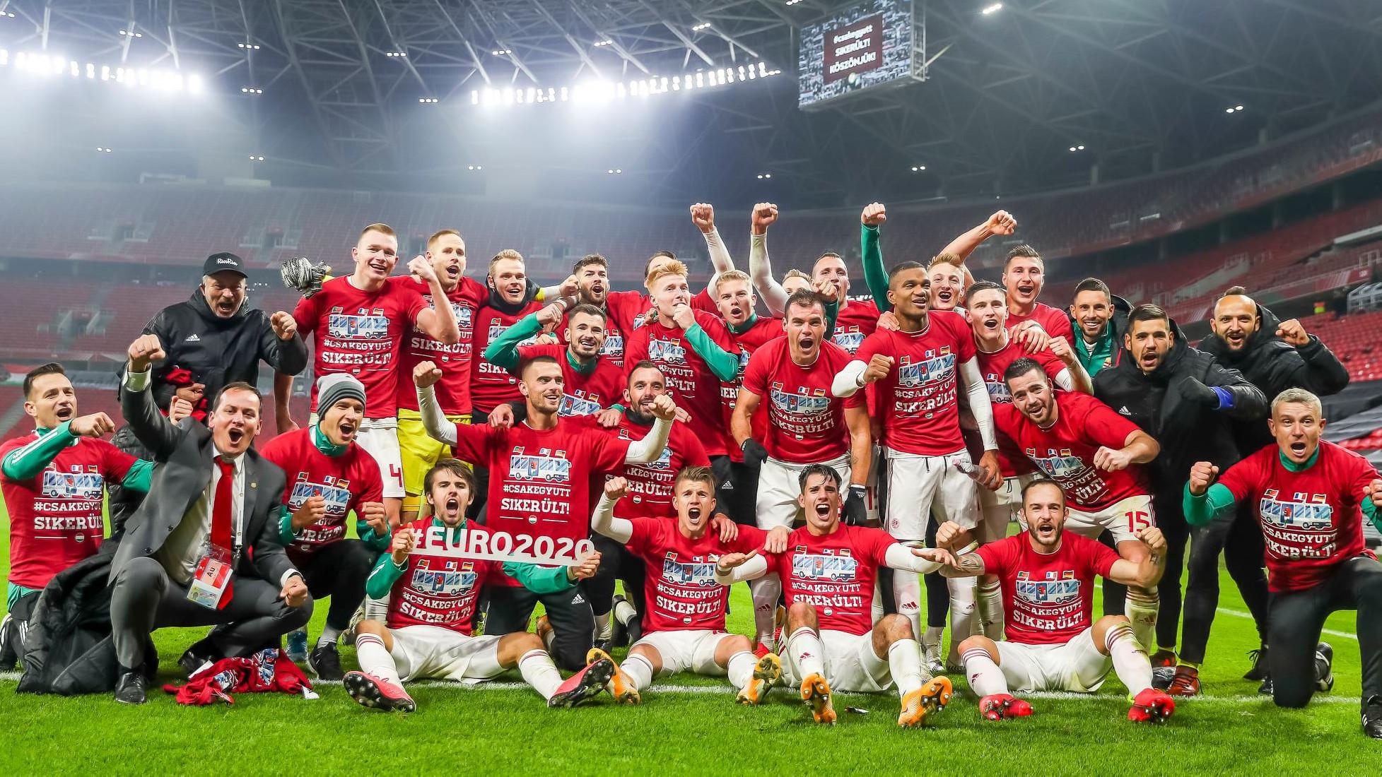 Nincs meccs, nincs változás - Magyarország 40. a világranglistán
