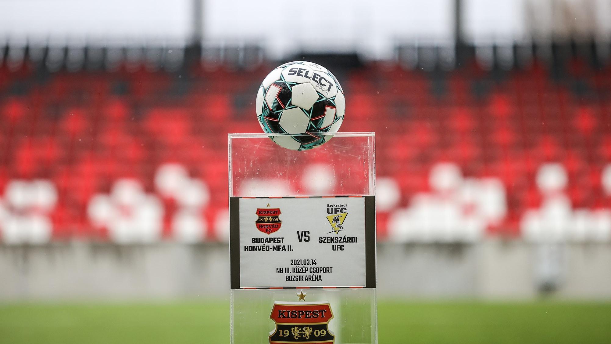 Gólzáporos Honvéd győzelem az új Bozsik-stadion első hivatalos meccsén