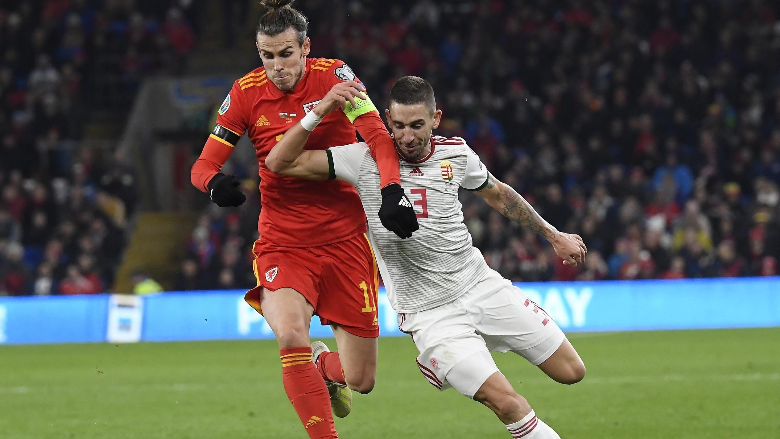 Vereség Wales ellen Cardiffban