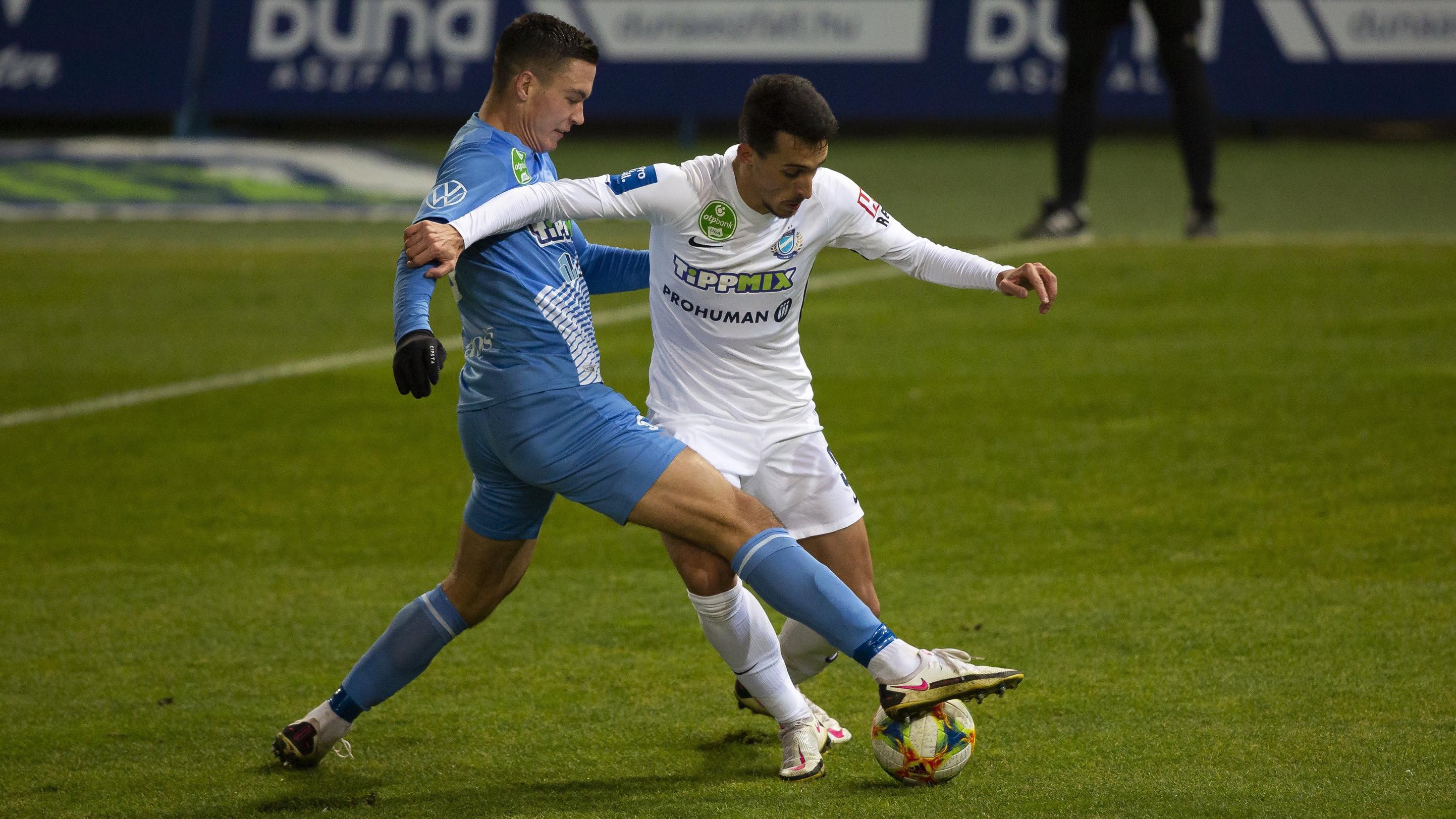 Szerdai meccsek az OTP Bank Liga 15. fordulójában