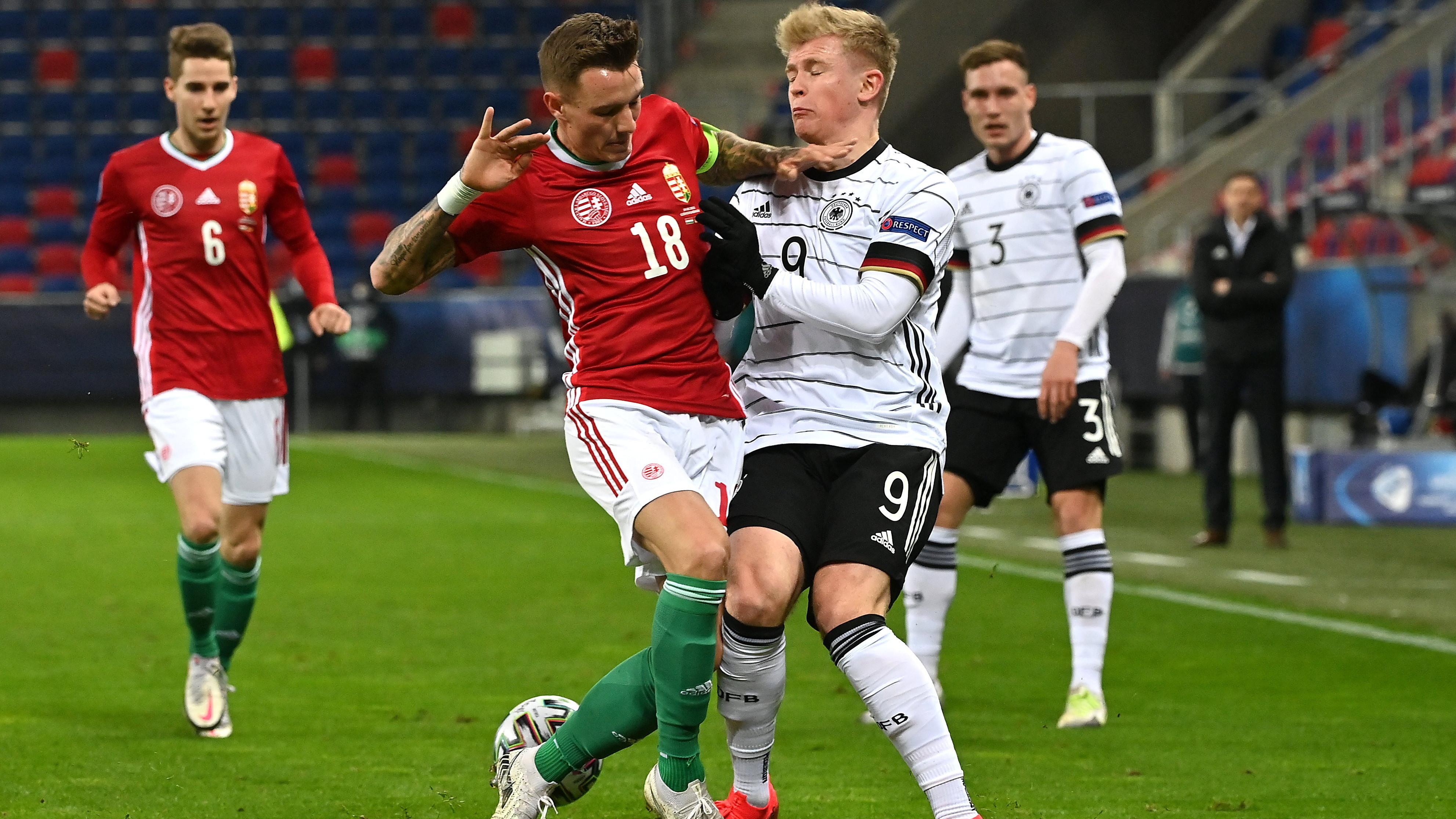 Veresés az U21-es eb nyitányán Németország ellen