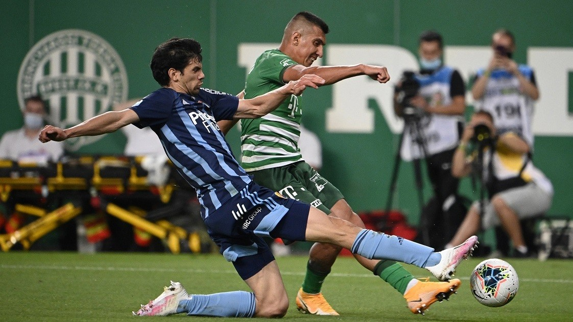 Győzelemmel kezdett a Fradi a Bajnokok Ligája-selejtezőben