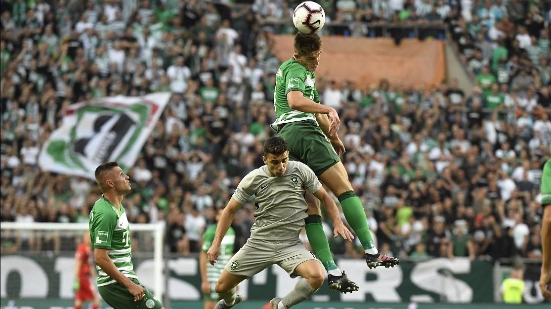 Előnyt szerzett a Ferencváros a BL-selejtezőben