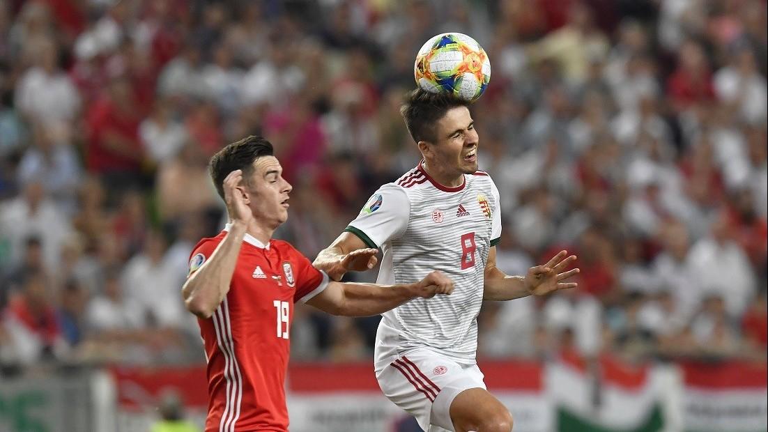 Labdarúgó Eb-selejtező - Jó játékkal Wales-t is legyőzte a magyar válogatott