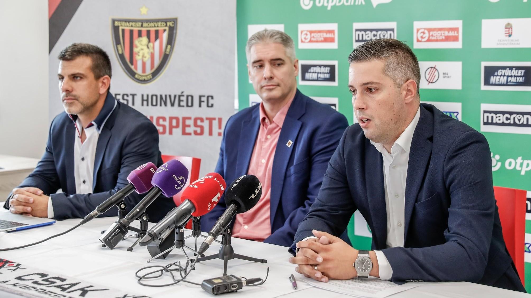 El-selejtező - Az UEFA elutasította a Budapest Honvéd óvását