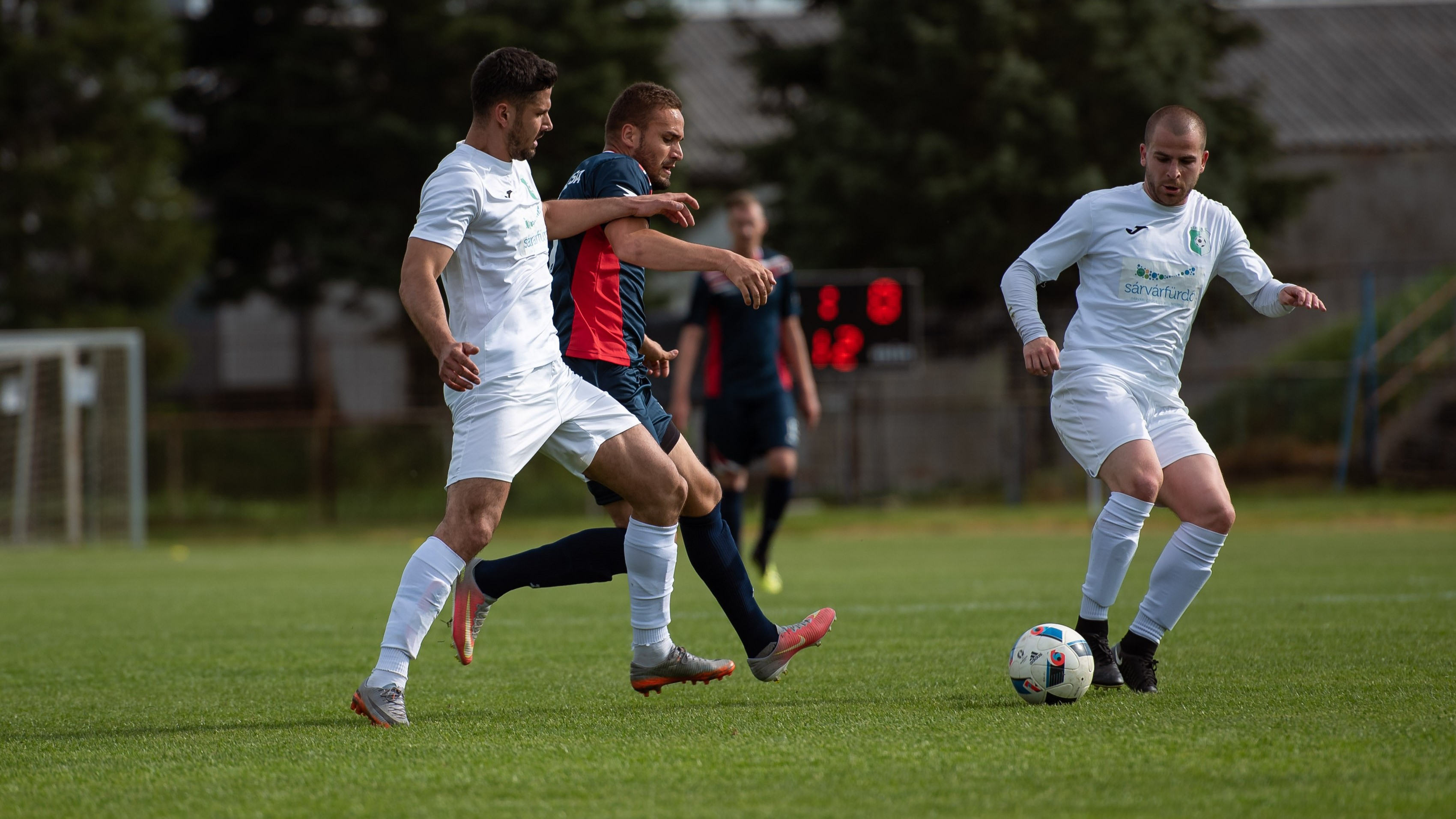 ÉLŐ STREAM! - Komáromi VSE - FC Nagykanizsa NBIII-as bajnoki labdarúgó mérkőzés