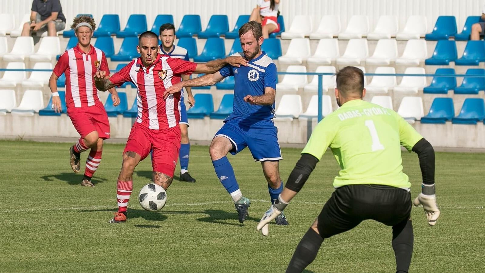 ÉLŐ STREAM! Budapest Honvéd-MFA II. - Dabas-Gyón FC NBIII-as bajnoki labdarúgó mérkőzés