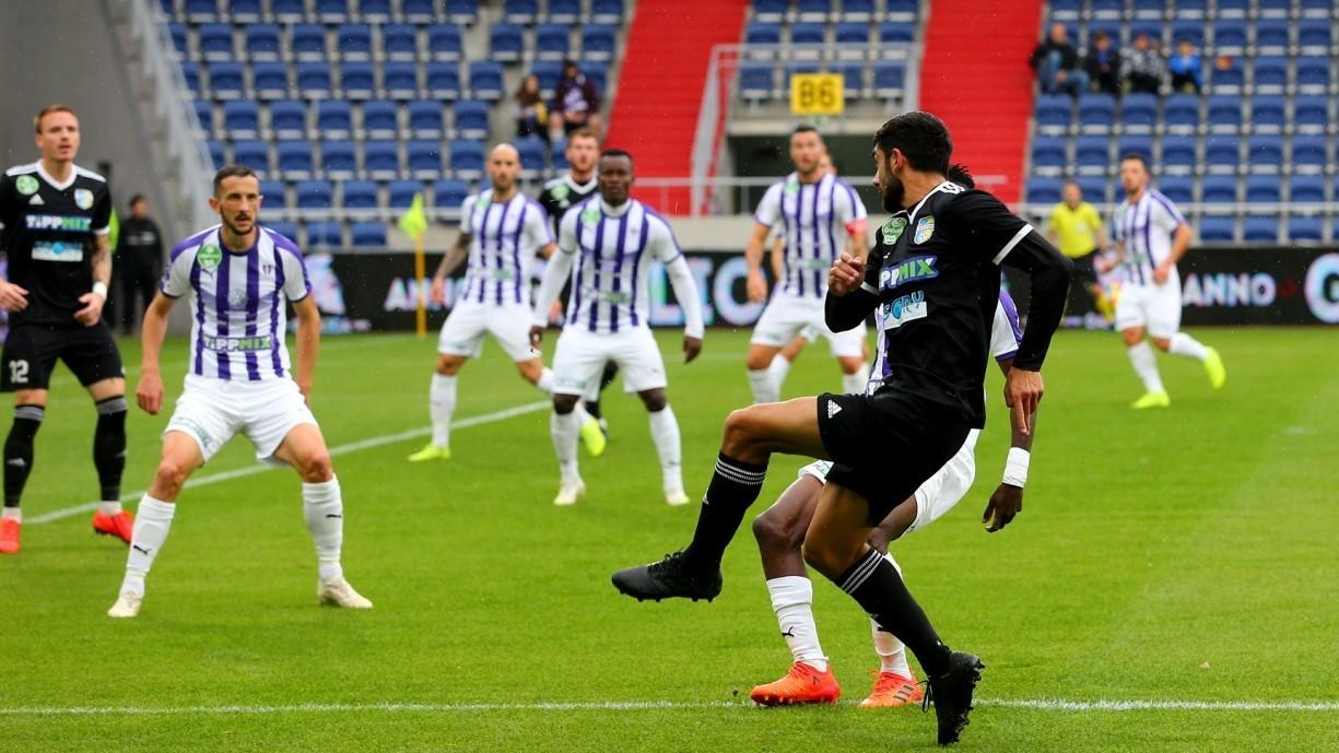 OTP Bank Liga 19. forduló - Négy gól és pontosztozkodás Mezőkövesden