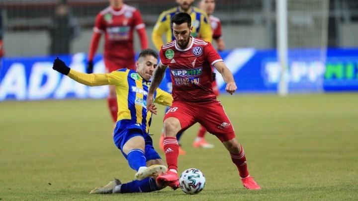 A Mezőkövesd győzött Debrecenben