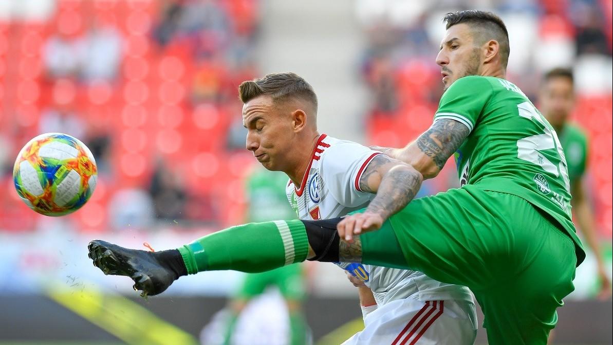 OTP Bank Liga 29. forduló - Nagy lépést tett a Fradi a bajnoki cím felé