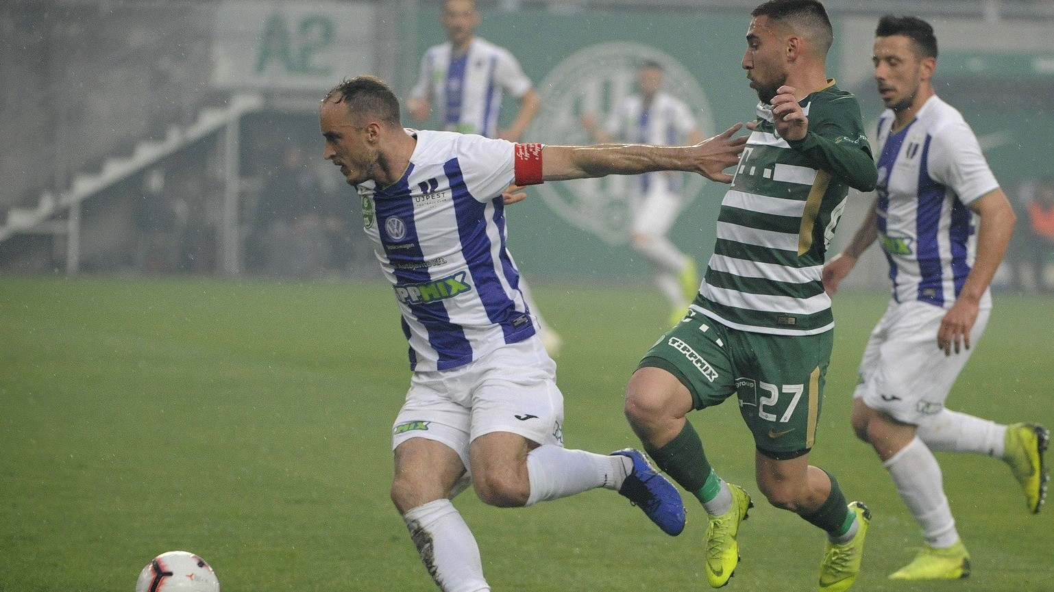 OTP Bank Liga - 31. forduló - A Fradi nyerte a derbit