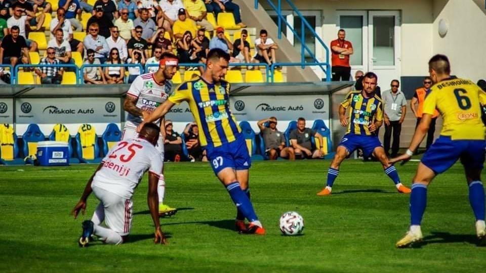 Debreceni bravúrgyőzelem Mezőkövesden
