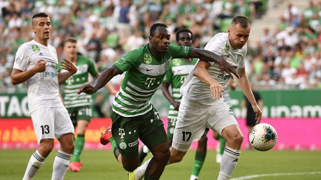 Győzelemmel ünnepelt a Ferencváros