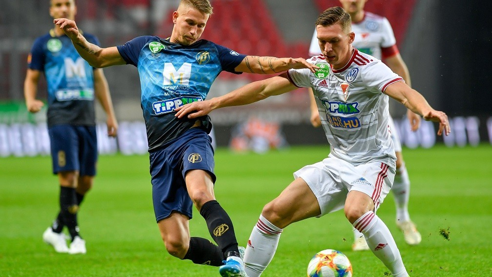 OTP Banl Liga 7. forduló - A Honvéd győzött Mezőkövesden, az Újpest Fehérváron