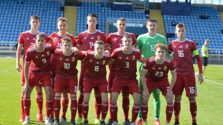 U17-es labdarúgó Eb - Hajrágóllal verte az oroszokat is a magyar csapat