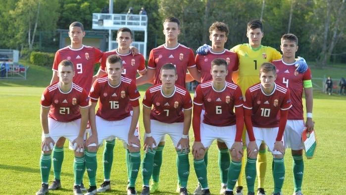 U17-es labdarúgó Eb - Tizenegyesekkel bukta el a negyeddöntőt a magyar válogatott