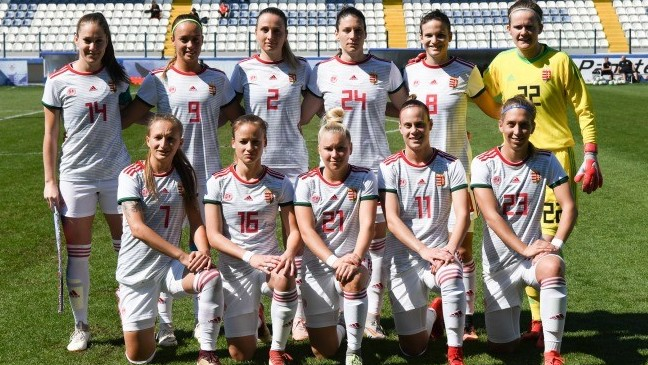 Szlovákia elleni győzelemmel zárta a női válogatott a Ciprus Kupát