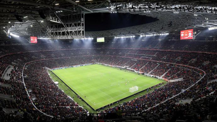 Akár telt ház is lehet a budapesti Eb-meccseken