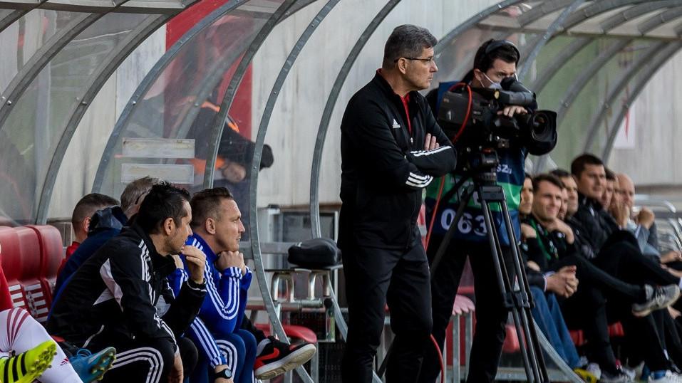 A bajnoki remeklés nem ért szerződéshosszabbítást Kisvárdán