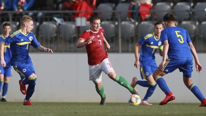 Nyert és Európa-bajnoki résztvevő az U17-es válogatott!