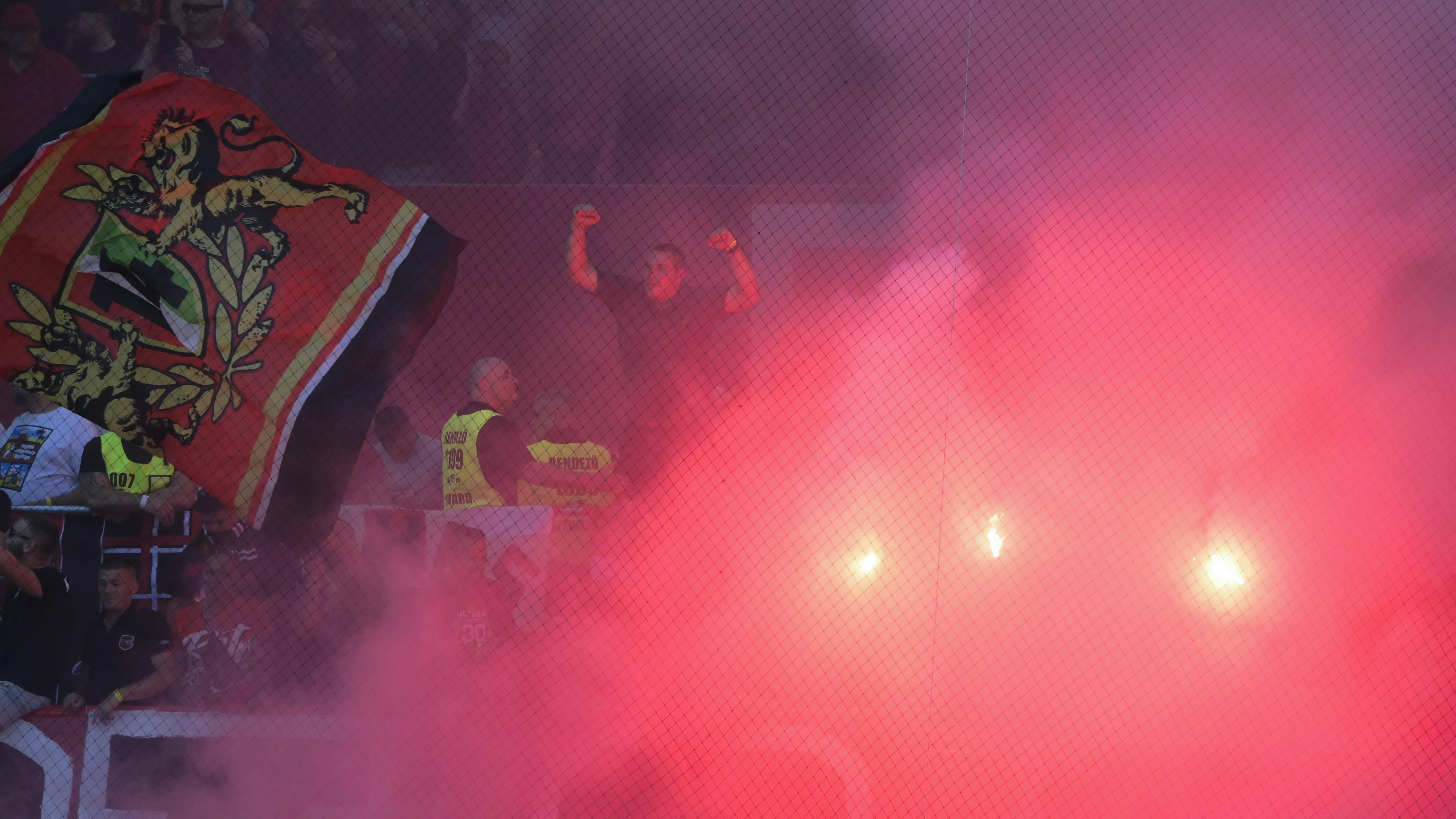 Felavatták az új Bozsik-stadiont