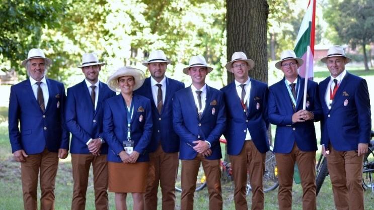 Magyarország sorozatban negyedszer lett egyéniben és csapatban is győztes a Kettesfogathajtó vb-n!