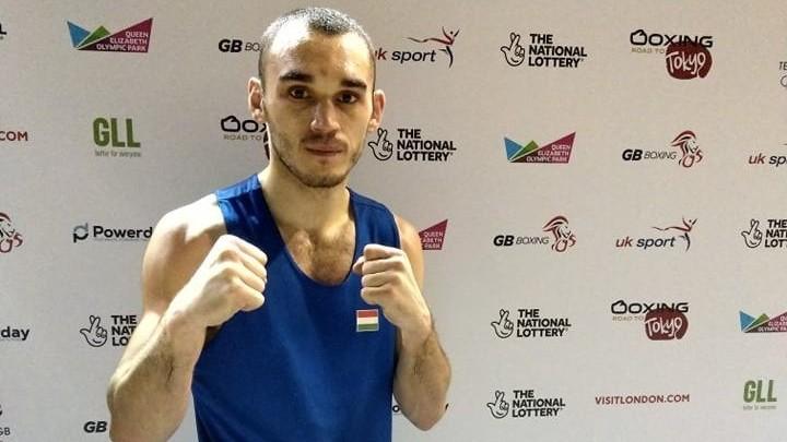 Ökölvívó olimpiai selejtező - Gálos Roland tokiói kvótát szerzett